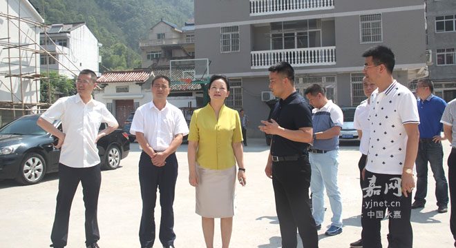 市委宣传部副部长孙祥光,县委常委,宣传部长叶朝阳陪同.图片