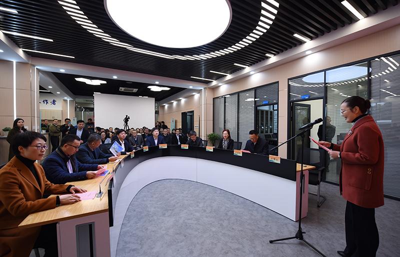 家乡故事之今日江山:江山市融媒体中心正式启用