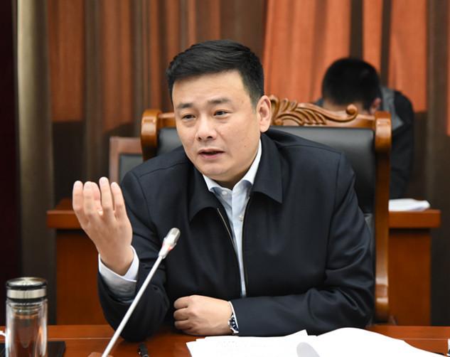 衢州市委副书记、市长汤飞帆来江开展挂联区块服务发展工作