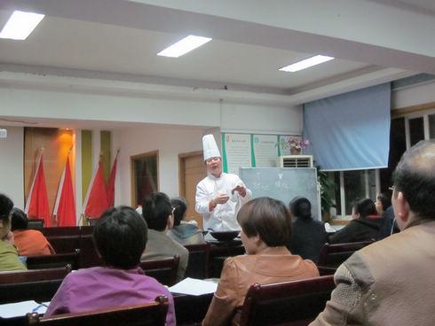 失业人员中式烹饪培训