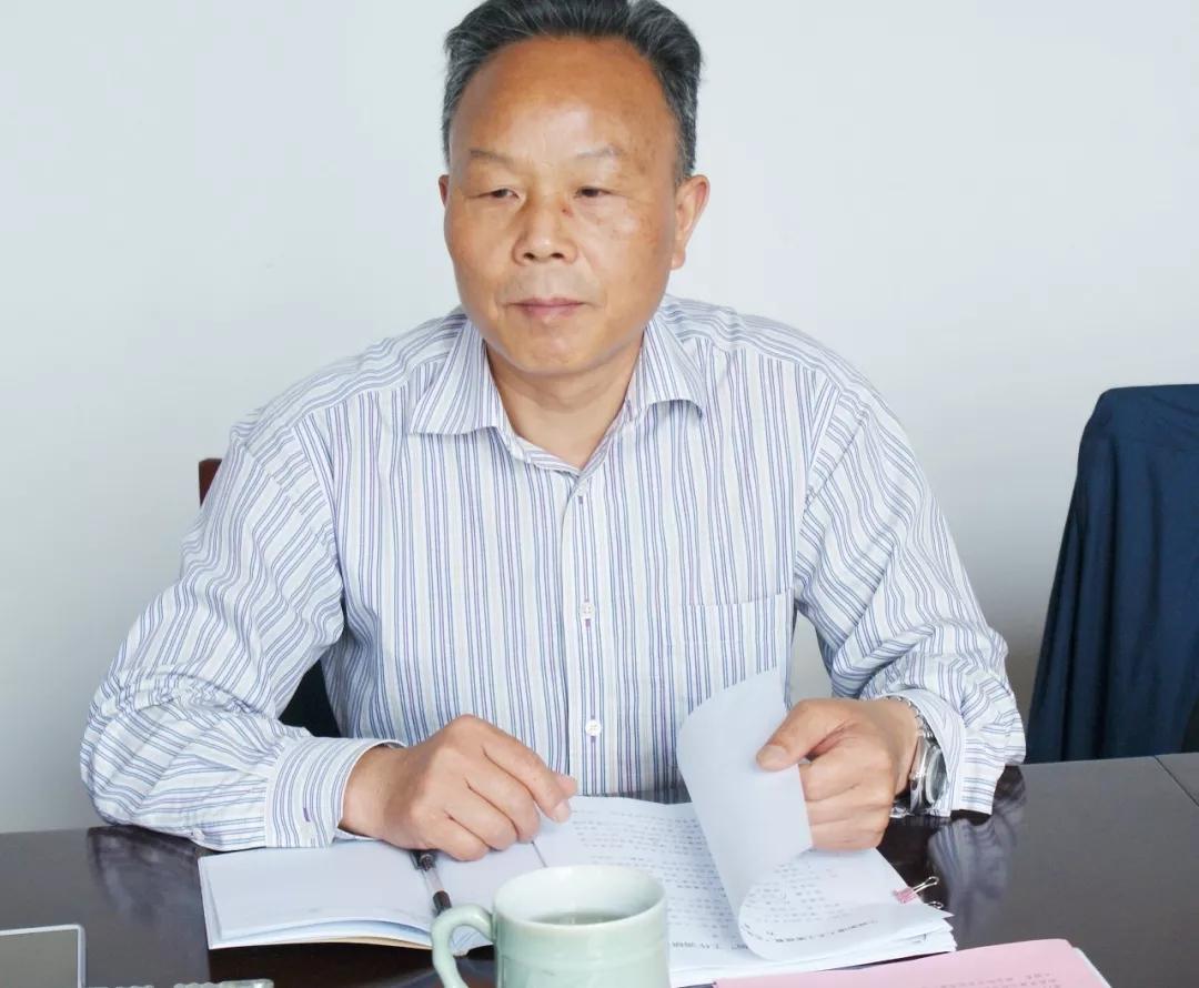 """街道人大工委主任许明海作关于""""五星达标,3a争创""""工作的调研报告."""