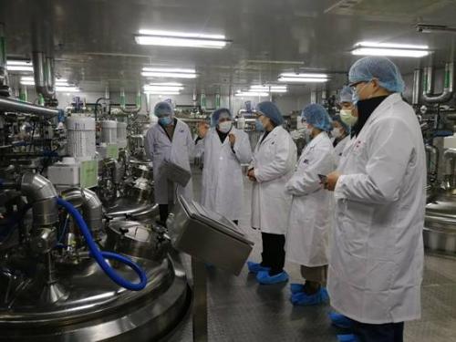 """省市县三级联动""""三服务""""帮助企业通过化妆品生产许可"""