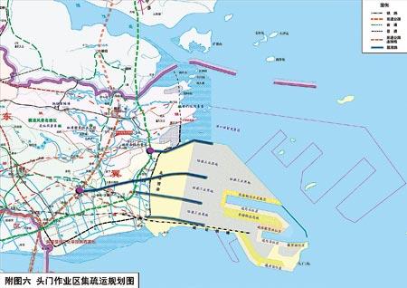 东海岛屿实际控制图