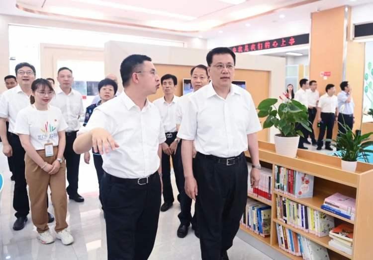 袁家军在台州调研:解放思想 创新创造 在共同富裕的大道上加速奔跑