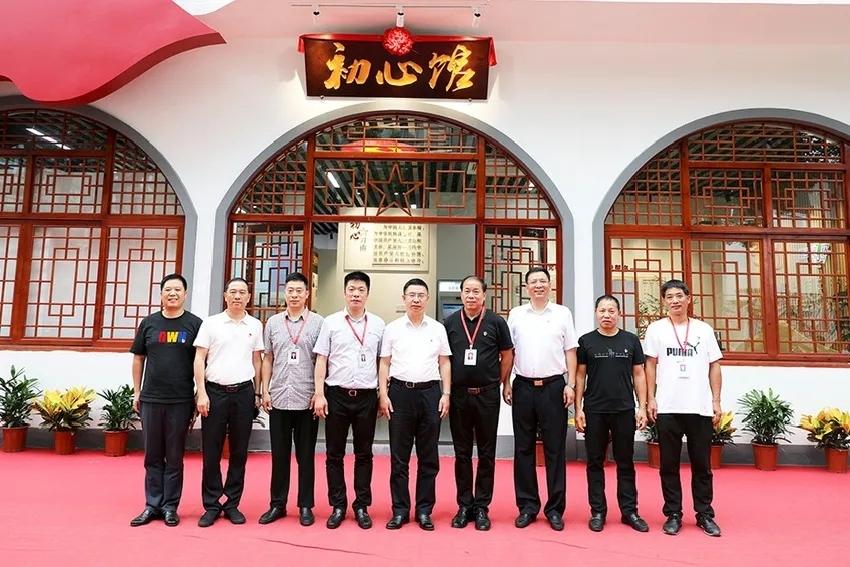 珍惜荣誉再出发   李昌明走访慰问三门部分全国先进基层集体