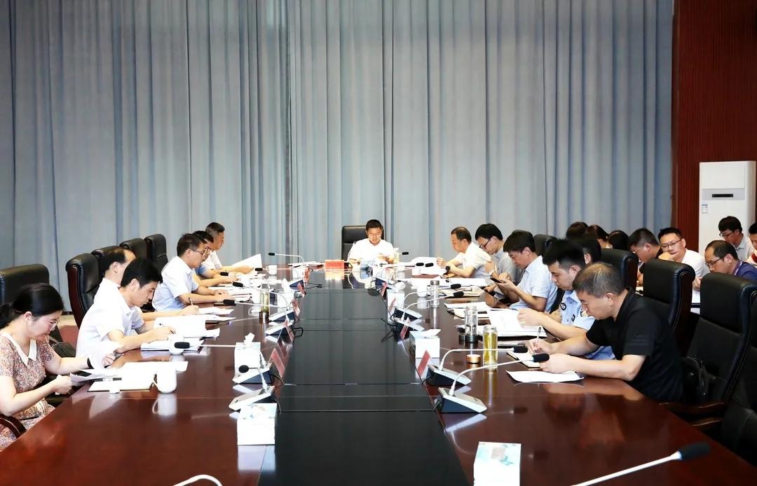 李昌明强调:面上兼顾 重点突破 加快取得数字化改革三门标志性成果