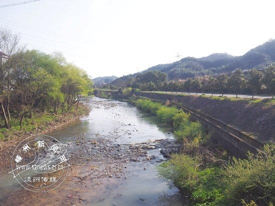 走进嵊州 嵊州动态  整治前   村民在江中洗菜,鸭子在鸣叫春天.