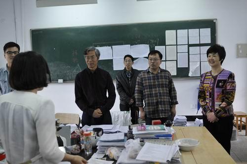 市委常委、宣传部长诸葛慧艳调研市直普高高考备考工作