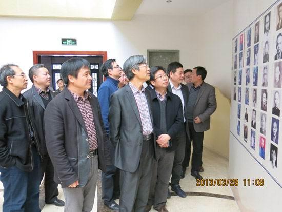 5.市教育局组织教育考察团赴杭州等地学习考察