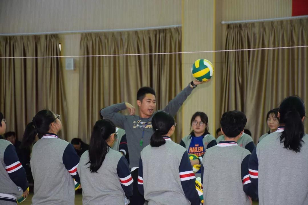 7.衢州市体育与健康课堂教学评比活动在开化举行