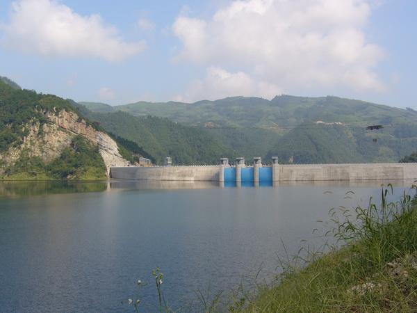 宁波市水利局--周公宅水库