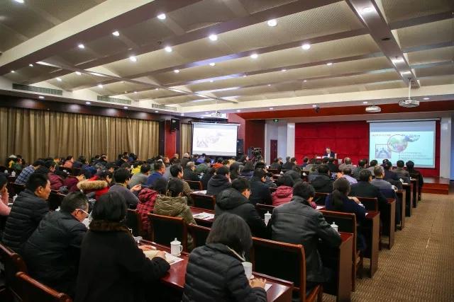 甬环论坛暨全市环保系统年度总结部署会议昨日召开