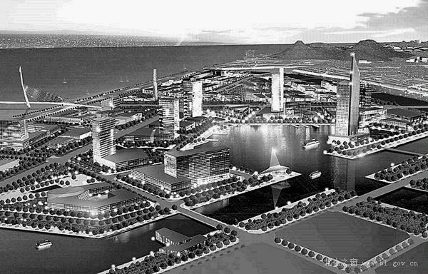 政务动态 本地要闻    梅山岛处于宁波—舟山港的核心区域,北靠北仑主