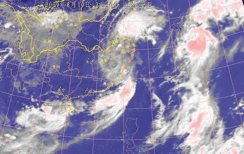 径 预测线路及卫星云图图片