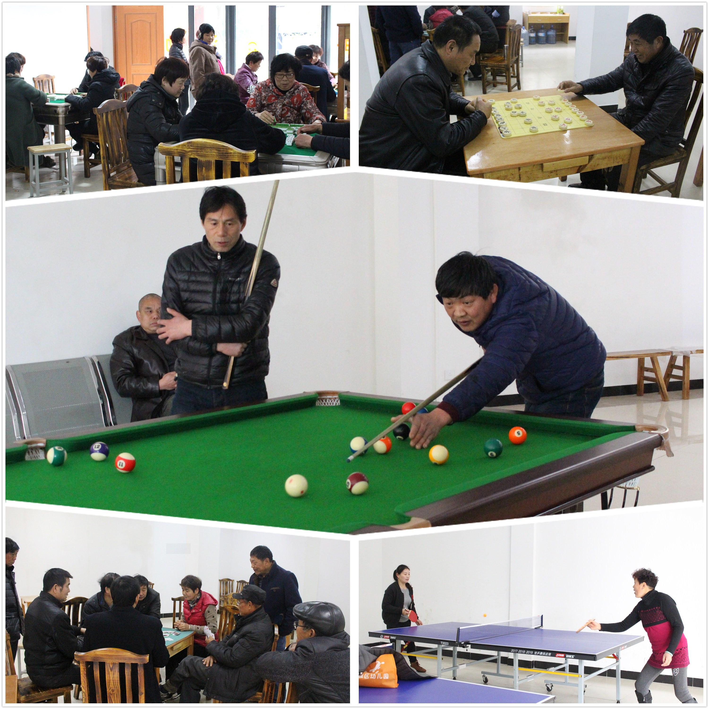 长山社区:打造小区邻里活动中心
