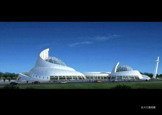 宁波港口博物馆完成报批方案进入初步设计