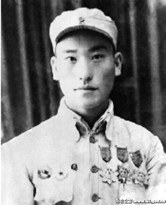 在解放大榭岛战斗中牺牲的林茂成,英勇征战11年,战功卓著