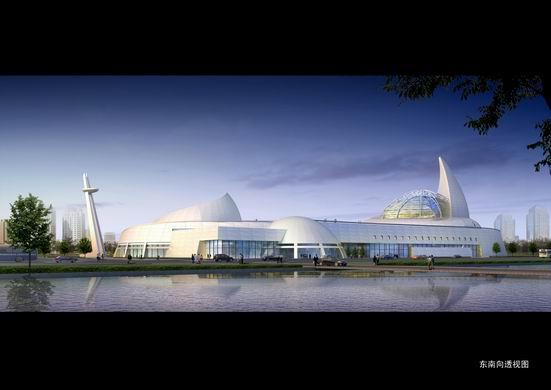 由宁波·中国港口博物馆和东海水下考古基地两