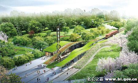 宁波植物园筹建办副主任张哲斌介绍,木兰春色园和樱花海棠园位于科普