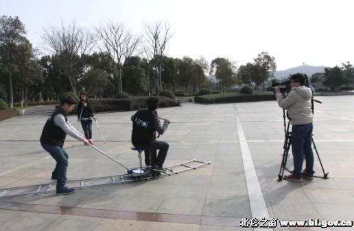 宁波首部青少年励志微电影在北仑开拍