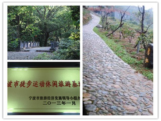 云雩山游步道获评市级徒步运动休闲旅游基地