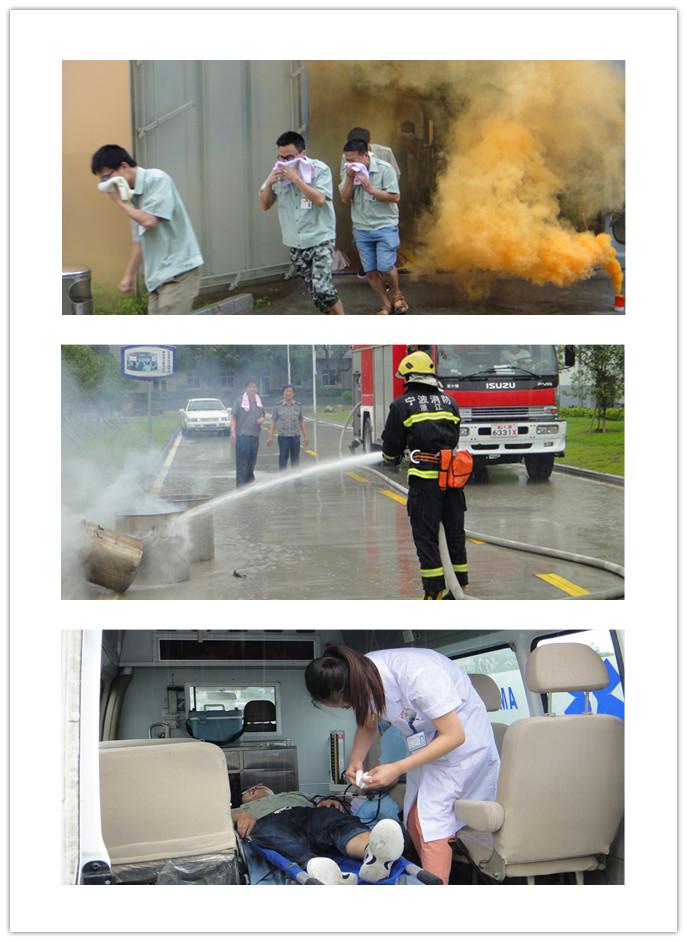 柴桥/为更好地熟悉和掌握安全生产事故应急救援预案实施流程,提高...