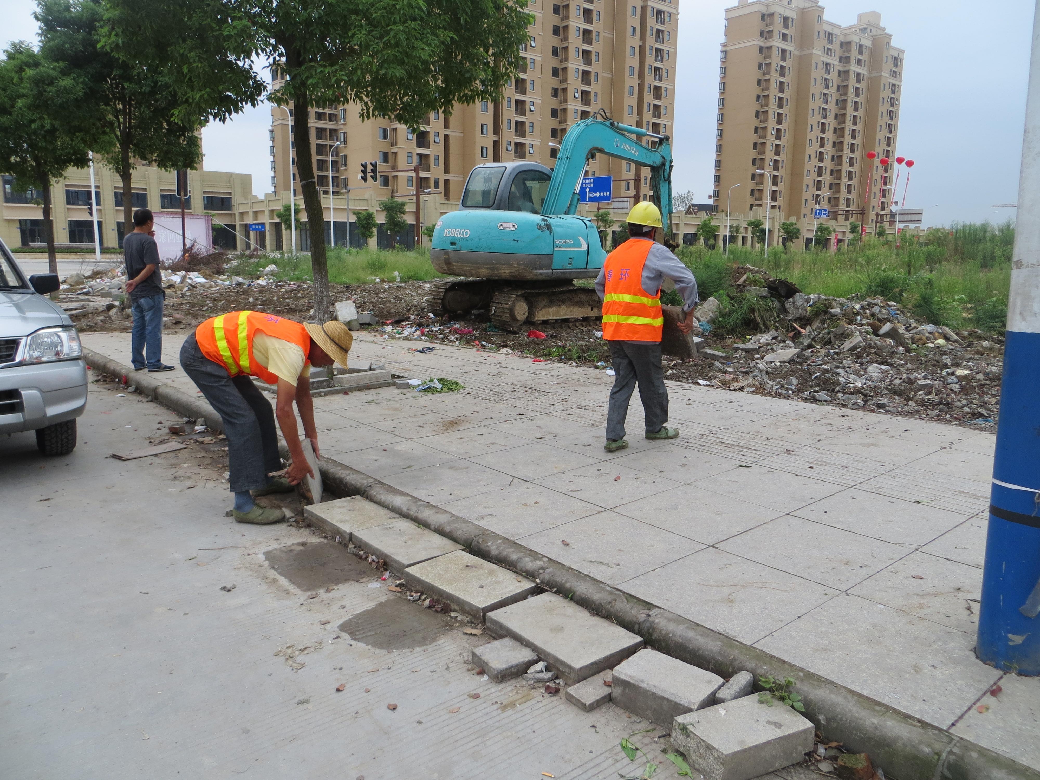 春晓:聚力建筑垃圾整治,深化文明城市创建
