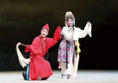 春节文化大戏