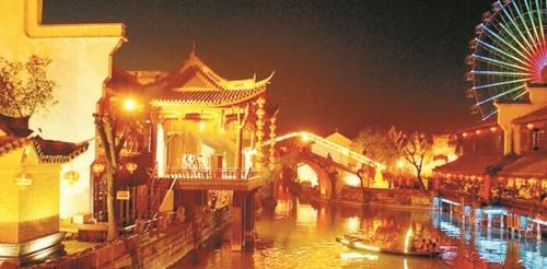 春节游在东阳 过个影视主题年