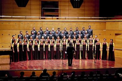 合唱节金奖的《水母鸡》和获得2014年中国国际合唱节