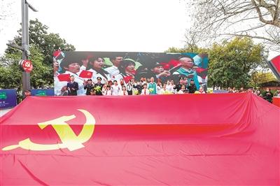 歼10歼20将亮相庆祝建党百年大会(图)