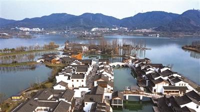 """湘湖,杭州下一个""""文化地理"""""""
