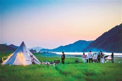 """千岛湖旅游""""五一""""小长假强势复苏"""