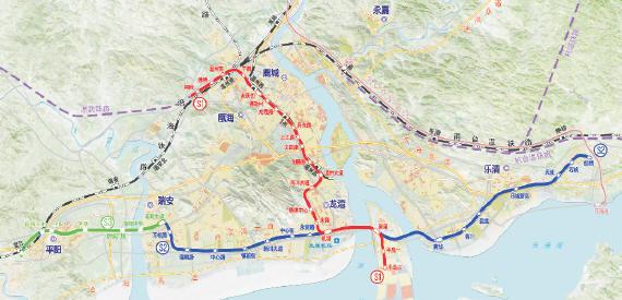 温州到鳌江_[转载]温州市域铁路规划获批