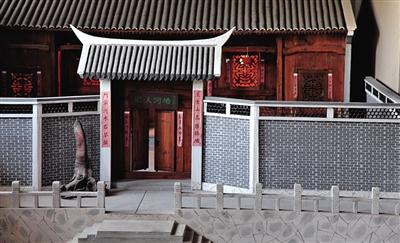 温州塘河文化展示馆 母亲河的记忆