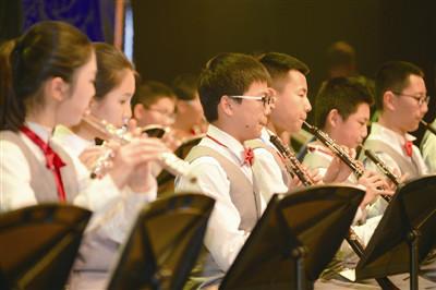 温州市青少年交响乐团成立