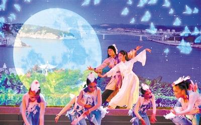 第十届中国洞头七夕民俗风情节开幕