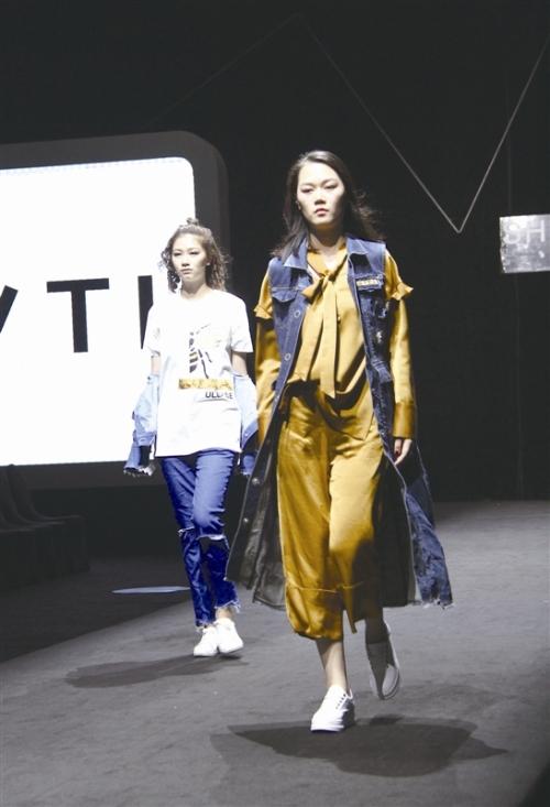 2017温州时尚展开幕