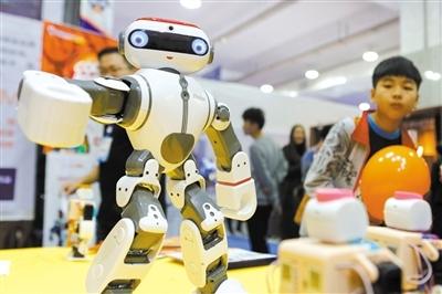 温州创业创新博览会开幕