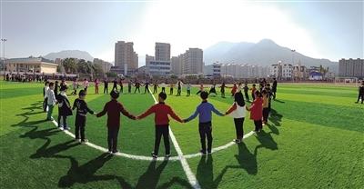 瓯海区与温州大学签约6大v项目项目举行仪式二小学第荥阳市图片