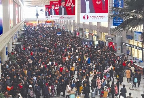 """温州机场""""最忙""""春运 多个数据创新高"""