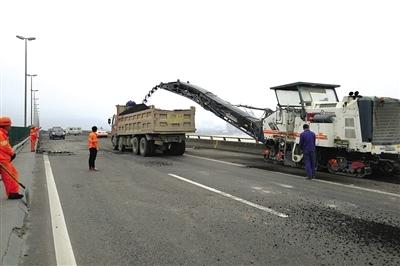 温州大桥恢复正常通行