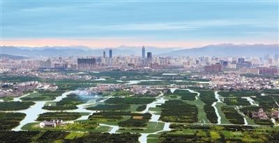温州市全面推进全国水生态文明城市试点建设