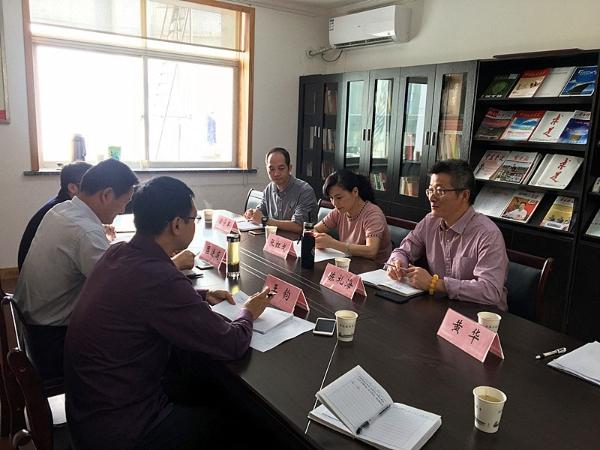 10月26日,市科技局与温州仲裁委积极开展知识产权纠纷仲调工作对接