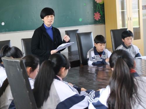 """鹿城区农村教育教学质量""""补短板""""计划在行动"""