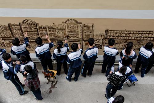 """探营温州校园""""真""""文化系列九:温州市艺术学校(温州七中)"""