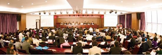 <b>瑞安举行校企合作联盟大会 推进中职教育发展</b>