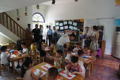 市政府专项督导组赴苍南督查 要求优先保障学前教育发展