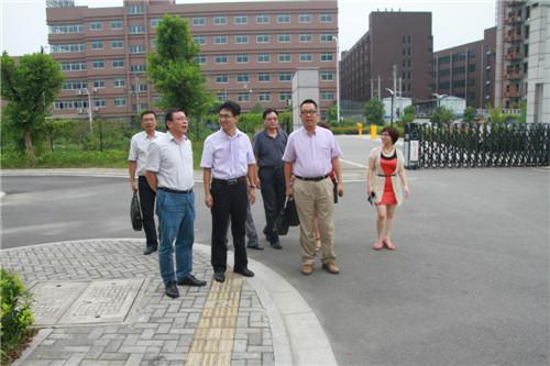 教师节系列报道之二十七:郑建海一行走访慰问市特殊教育学校