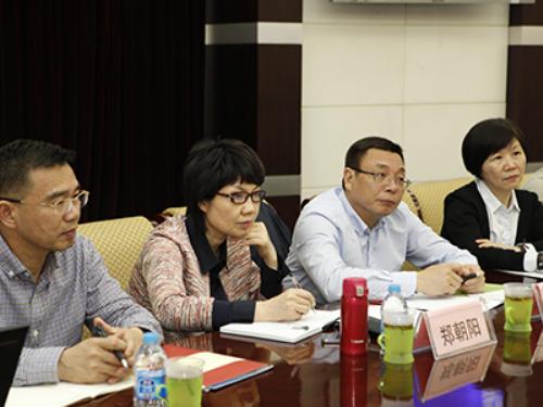 新高考 孕育新希望 温州市新高考教育考察团到沪杭学校参观学习